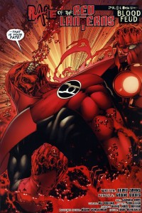 Final Crisis Rage of the Red Lanterns 1-1