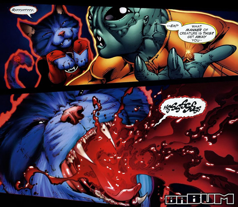 Final Crisis Rage of the Red Lanterns 1-8