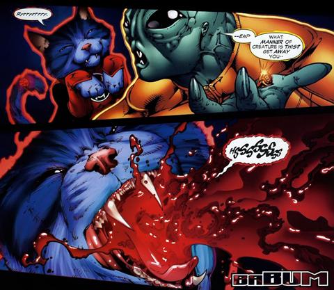 Final Crisis Rage of the Red Lanterns 1-8