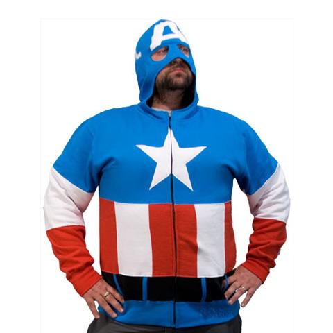 Captian_America_Zipper_Costume-Hoodie