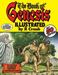 Genesis R Crumb