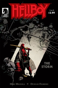 The Storm # 1