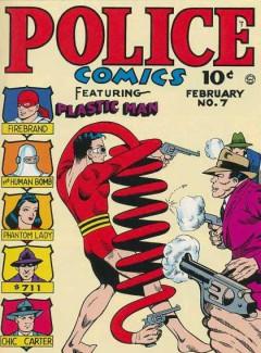PolicePlastic