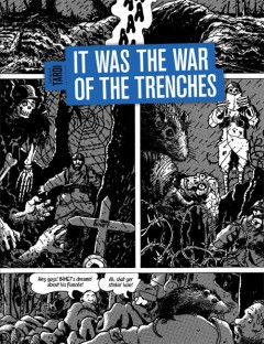 It Was The War of the Trenches cover