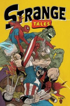Strange Tales II 1