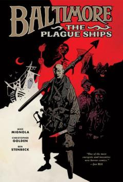 Plague Ships HC