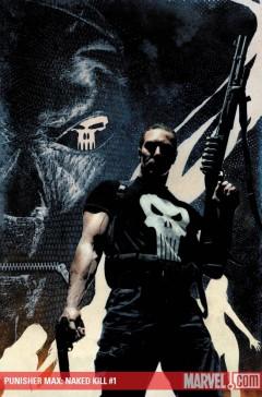 Punisher Naked Kill