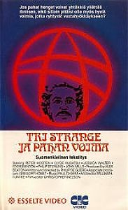 Dr Strange som finsk videokassett.
