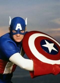 Matt Salinger, fin som Cap trots gummiöronen.