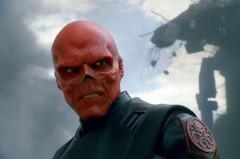 Hugo Weaving som Red Skull.