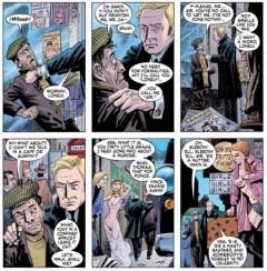 Carter skaffar info på Londons gator. Ett no prize till den som berättar vem han pratar med!