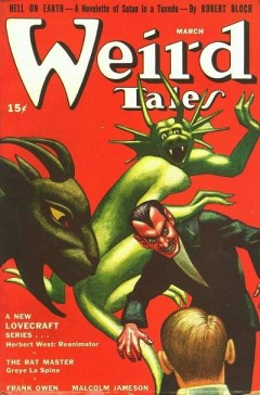 Weird Tales With Herbert West Reanimator