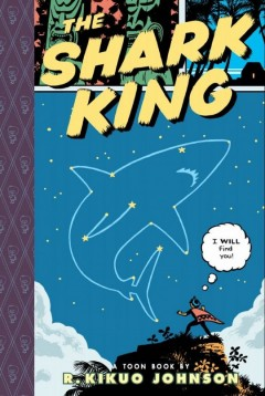 Shark-King-Cover