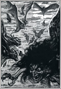 Illustration: Virgil Finlay