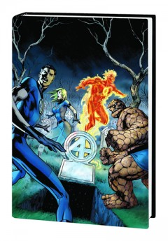 Fantastic Four by Jonathan Hickman Omnibus Vol.1