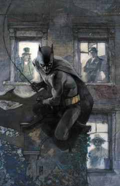 Batman DK Ann Alex Maleev
