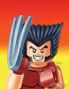 X/Men #5 LEGO Variant