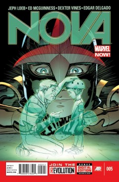 Nova #5 av McGuinness