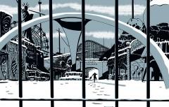 Parker hamnar för ovanlighetens skull bakom galler i den senaste serieromanen av Darwyn Cooke.