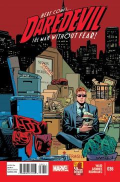 Tack för den här tiden Daredevil. Vi syns nästa månad.