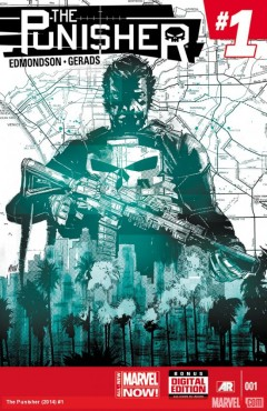 Punisher All New Marvel Now 1