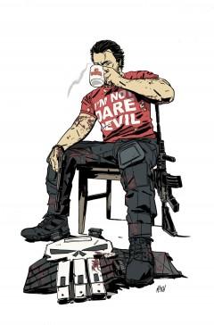 Punisher Not Daredevil
