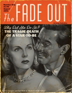 The Fade Out Movie Magazine Variant. Lysande förstanummer i lyxförpackning.