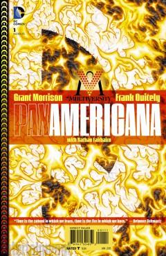 MULTIVERSITY-Pax Americana
