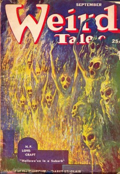 Weird Tales Cover-1952-09