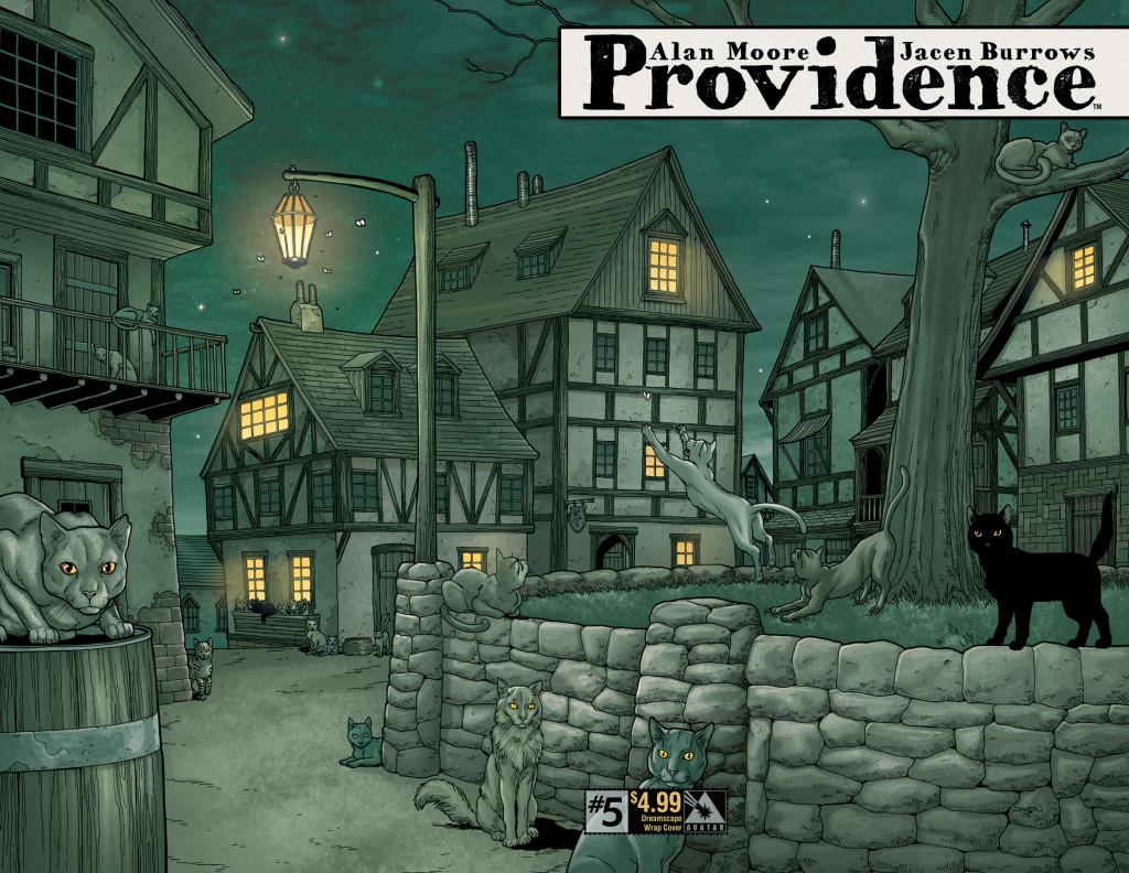 Providence Cats