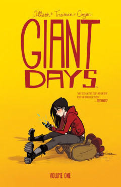GiantDays_v1_Cover